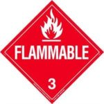 Flamable hazards