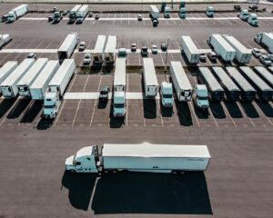 silvicom truck parking